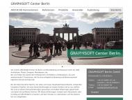 Bild Webseite Graphisoft Berlin Berlin