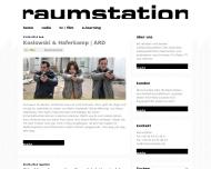 Bild Webseite Raumstation Berlin