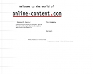 Online-Content.com your Internet Content Source