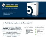 Website transware edv – Komplettlösungen-Vertriebsgesellschaft