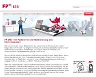 Bild Webseite FP iab - internet access berlin Berlin