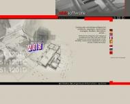 Bild Webseite ABIS Software Berlin