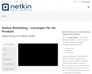 Website netkin® Digital Marketing