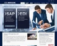 Mercoline 20 Jahre SAP-Beratung und EDI-Kommunikation