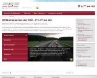 Bild ESE Engineering und Software-Entwicklung GmbH
