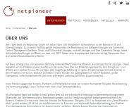 Bild netpioneer GmbH