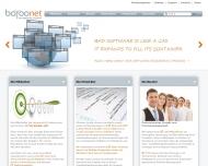 Bild Webseite bayoonet Aktiengesellschaft Darmstadt