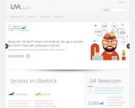 LM IT Services AG - Home