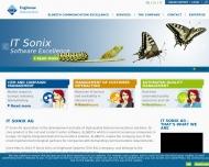 IT Sonix AG ein Unternehmen der Enghouse Interactive - Herzlich Willkommen