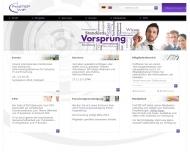 Bild Webseite ProSTEP iViP Darmstadt