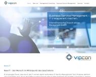 Website VIPCON
