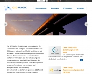 GEOMAGIC IT-L?sungen f?r Anlagen- und Netzbetreiber