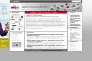 Bild Webseite M2M Alliance e.V Aachen