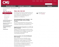 Bild CAS Concepts and Solutions AG