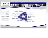 Bild Webseite Avalan Spiesen-Elversberg