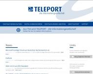 Bild TSA - Teleport GmbH