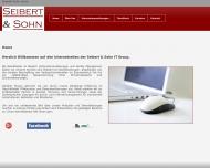 Bild Seibert & Sohn IT Services Kommanditgesellschaft