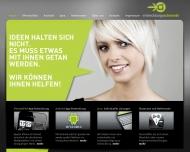Bild Webseite entwicklungsschmiede UG München