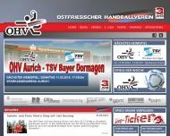 Bild Webseite  Aurich