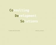 Bild CoDeSo - Consulting, Development & Solutions