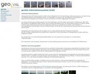 Bild geoVal Informationssysteme GmbH