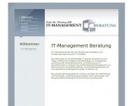 Prof. Dr. Thomas Off IT-Management Beratung Potsdam