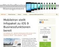 Mobile Device Management MDM , Enterprise Mobility Management EMM