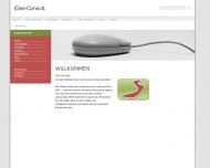 Bild Webseite  Burk
