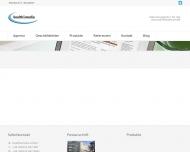 Bild Webseite health&media Darmstadt