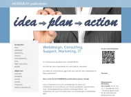Webdesign, Consulting, Support, Marketing, IT