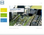 Bild Webseite  Neulingen