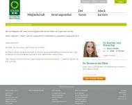 Bild Webseite Lohn- und Einkommensteuer Hilfe-Ring Netphen