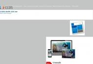 Bild Webseite CCDS Communication & Design Köln