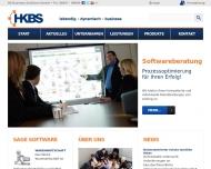 Bild Webseite  Sulzbach/Saar