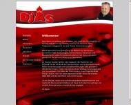 Bild Webseite Dj-As Erftstadt