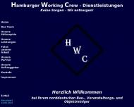 Bild HWC Hamburger Working Crew-Dienstleistungen
