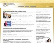 Bild Webseite  Freising