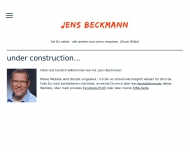 under construction... - Jens Beckmann Seminarleiter Coach Erkl?rb