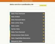 Website Deko Service Südbaden