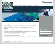 Website Eltroplan