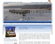 Bild Webseite  Sassnitz