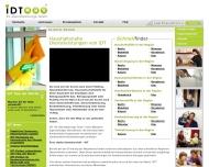 Bild iDT Ihr- Dienstleistungs-Team