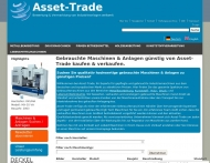 Bild Asset-Trade - Assessment and Sale of Used Assets worldwide