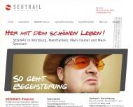 Bild Webseite  Höchberg