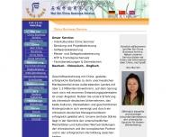 Bild Webseite Mei Shi China Business Service Reutlingen