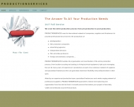 Bild production services