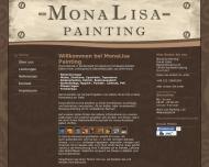 Bild MonaLisa Painting