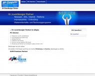 Bild Webseite RP-Computer Eisenberg