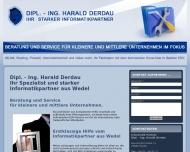 Bild Informatik Partner Dipl. Ing. Harald Derdau