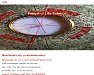 Bild Fengshui Life Balance - Ausbildung - Beratung - Coaching